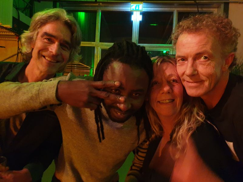 Afrikadi dinner and dance night @ De Loods Groningen