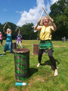 Afrikaanse doundoun dans Groningen binnen corona maatregelen RIVM